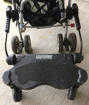 Valco Hitch Hiker - Child Ride On Board - Stroller Accessory, Riding Platform