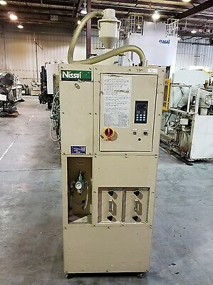 "Nissui Hot Air Material Dryer NS-16  ""SHIPPING AVAILABLE"" #117SR"