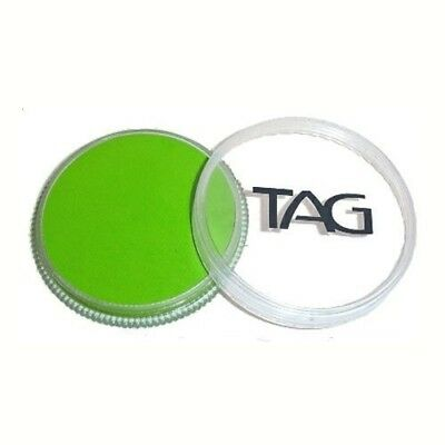 32g TAG Professional Face Paint Regular Colour ~ Light Green. Brand New