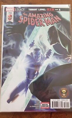 The Amazing Spider-Man #794 (Marvel) Newsstand Edition Comic