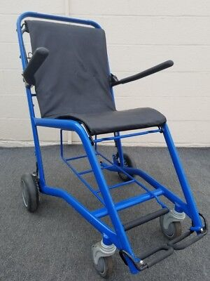 STAXI MEDICAL TRANSPORT CHAIR WHEELCHAIR Up To 500 LBS *** LOCAL PICK UP ONLY!!!