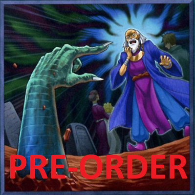 PRE-ORDER - Called by the Grave - EXFO-ENSE2 - Super Rare - Limited Edition