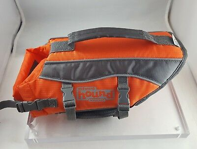Outward Hound Ripstop Small Dog Life Jacket Life Preserver for Dog Sz S/XS