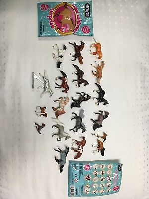 Breyer 2018 Mini Whinnies Surprise Bags. Series 3 Lot. Complete Set. Opened.