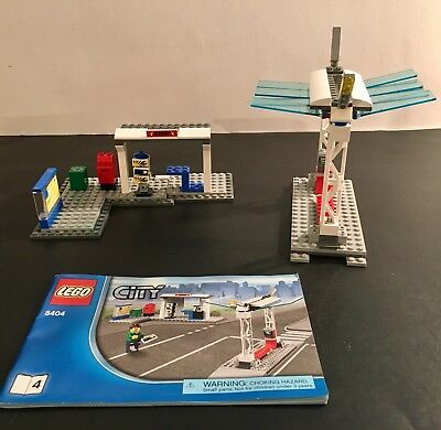 Lego 8404 Public Transport Complete W Box And Manuals Ships