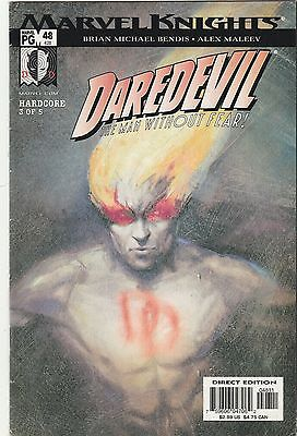 Marvel Knights Daredevil Vol 2 No 48 Aug 2003 Part 3 Of 5 Condition V F N Mint