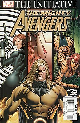 The Mighty Avengers No 3 July 2007 Marvel Comics Condition Very Fine