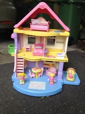 Doll house - Fisher Price