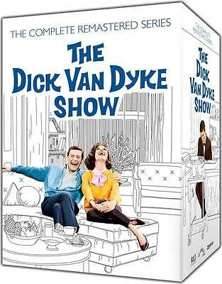 The Dick Van Dyke Show The Complete Remastered Series (DVD,2015,25-Disc Set) NEW