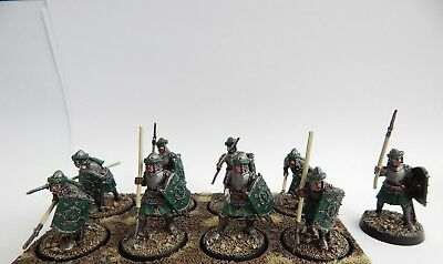 Warrior Krieger von of Arnor Herr der Ringe HdR Lord of the Rings Lotr Tabletop
