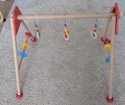 Baby gym holz