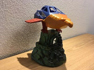 Point Dread & Talon Fighter 1982 Motu Masters of the Universe Mattel He Man