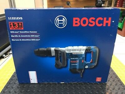 Bosch *BRAND NEW* 11321EVS SDS-Max Demolition Hammer 13 Amp Electric Tool