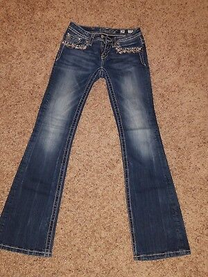 Miss Me Girls Size 14 Boot Jeans