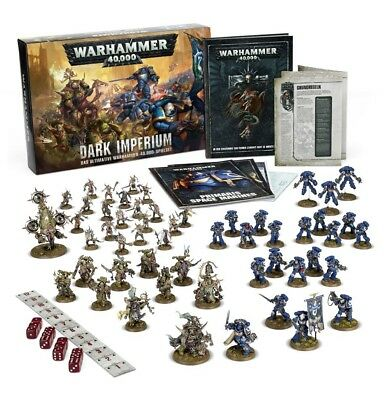Warhammer 40.000: Dark Imperium, Warhammer 40k, Games Workshop, NEU/OVP Deutsch