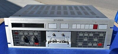 Studer A721 High-End Tapedeck Studer A 721 very rare neues Display