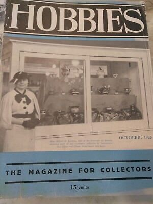 Hobbies The Magazine For  Collectors October 1935