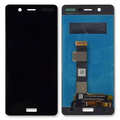 New Replacement NOKIA 5 Touch Digitizer LCD Screen Assembly Black