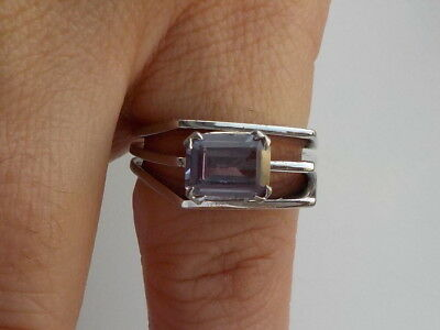 Lilac Stone Ring Metal Detecting Find