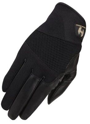 (10, Black) - Heritage Tackified Polo Glove. Heritage Products. Shipping is Free