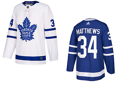 hot sale online 346fd 83766 TORONTO MAPLE LEAFS Auston Matthews adidas NHL Mens adizero Authentic Pro  Jersey