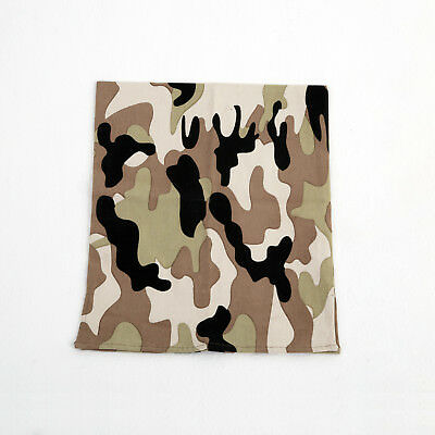 "Wheelie Backs Seatback covers for Armless Wheelchairs Camo Design 16"" Width Back"