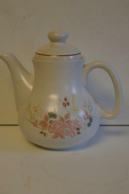 A Hedge Rose Teapot Designed For Boots.