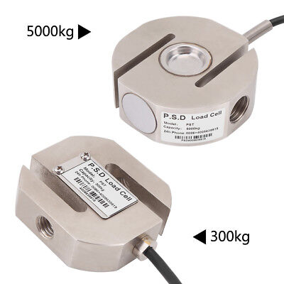 50/100/300/2000/5000KG High-Precision Load Cell Scale Weighting Sensor Best inm