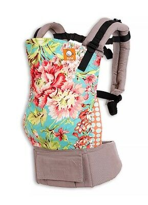 Tula Ergonomic Baby Carrier - Bliss Bouquet - BRAND NEW IN BOX Pink Floral