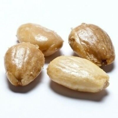 Marcona Almonds, Blanched, Unsalted, Raw - 1 bag - 240ml. Mitica