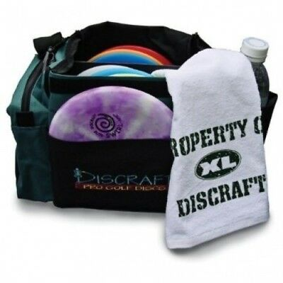 12 Disc Tournament Golf Bag. Discraft. Shipping is Free