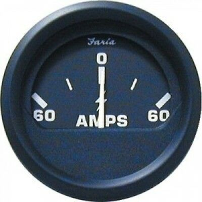 Faria Instruments Euro Ammeter 60-0-60. Best Price