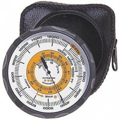 Sun Company Altimeter 202 - Battery-Free Altimeter and Barometer |