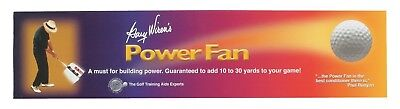 Golf Power Fan. Golf Around The World. Free Delivery
