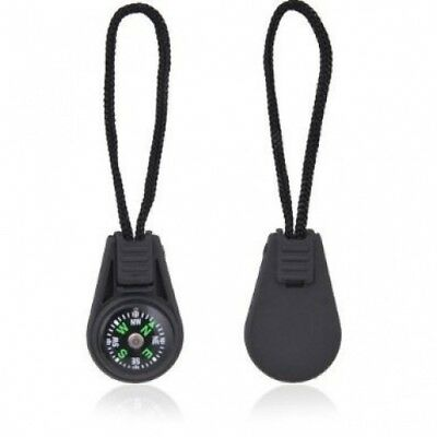 Multi Function Outdoor Activity Key Chain with Compass, Compact Size. Ebest