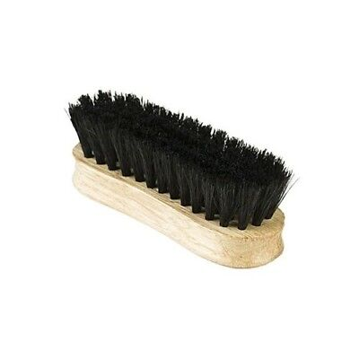 Horze Pig's Bristle Brow Brush - - Grooming Kit. Free Shipping