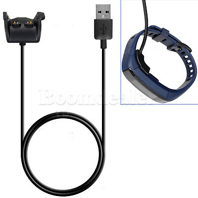 USB Data Charging Clip Dock Charger Cradle for Garmin Approach X10 Golf Watch #Y