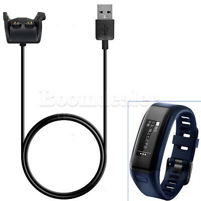 USB Data Charger Cradle Charging Clip Dock for Garmin Approach X40 Golf Watch #Y