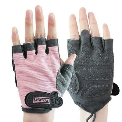 (Small, Silvergreen) - Nitree Cycling Gloves Breathable Half Finger Bicycle