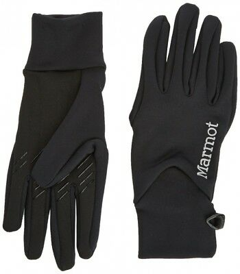 (X-Large, Black) - Marmot Women's Connect Stretch Glove. Huge Saving