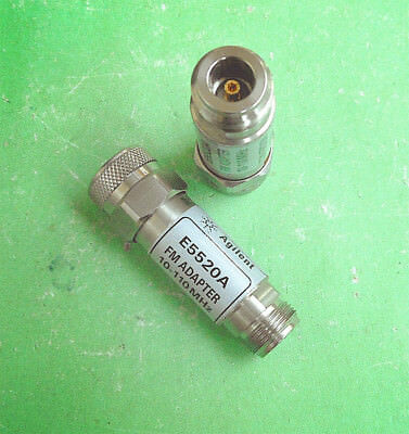 1pc Used Good HP Agilent E5520A RF Adapter