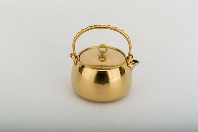 Japanese Gold Kettle