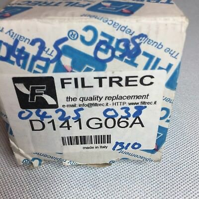 Filtrec D141G06A  Hyraulic Oil Filter