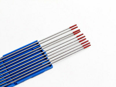 TIG WELDING Tungsten Electrodes, Thoriated Packs OF 10