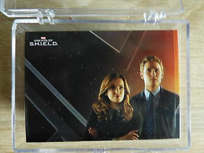 MARVEL Agents of SHIELD Season 1 - Complete Base Card Set (72 Cards)