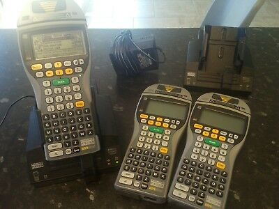 Psion Workabout 2mb ram mx 3 handsets, 2 base stations & 2 chargers