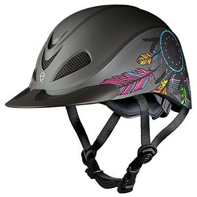 (Medium, Dreamcatcher) - Troxel Rebel Performance Helmet. Shipping Included