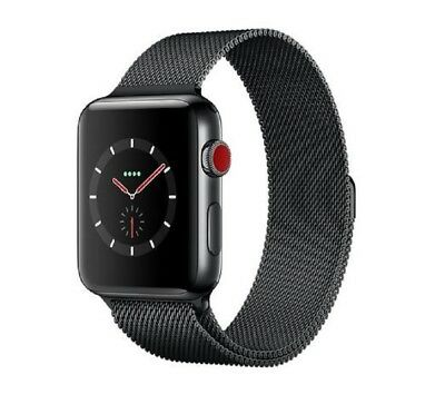 42mm Stainless Cinturino Acciaio For per Apple Watch iWatch