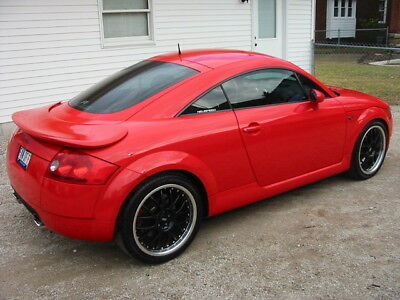 audi tt 8n sgi trunk boot spoiler picclick uk. Black Bedroom Furniture Sets. Home Design Ideas