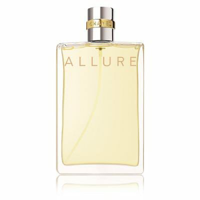 100% AUTHENTIQUE ALLURE de CHANEL EDT 100ML NEUF SCELLE/BLISTER